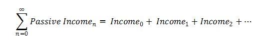 Income-Passive calculation